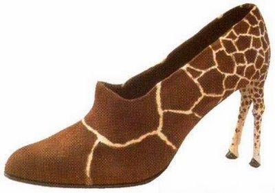 sepatu pecinta binatang dari noerna.blogspot.com