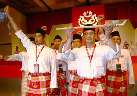 keris di malaysia