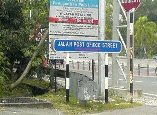jalan malaysia