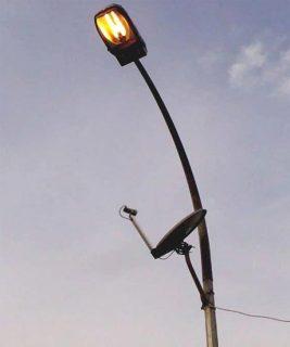 numapang nempel antena ya