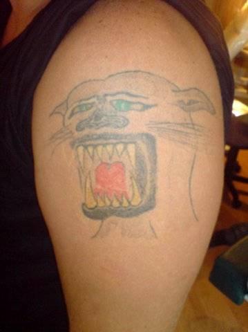 tatoo lebih kacau