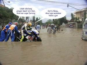 ini dia kenapa rossi ga mau balapan di indonesia